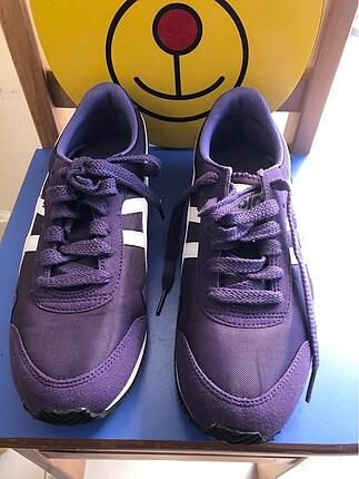 Asics bayan spor ayakkabı 38