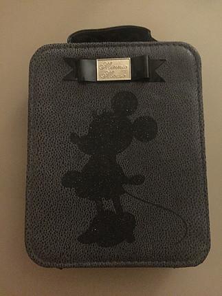 Disney Minnie mouse kutu makyaj çantası