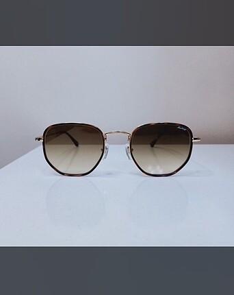 Mustang Kahve Degrade Güneş Gözlüğü