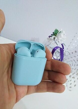Airpods Bluetooth kulaklık yeni etiketli paketli ürün inpods12 #