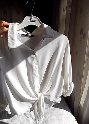 Yazlik gömlek