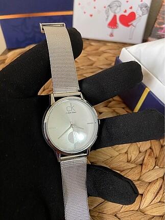 Calvin Klein Ck hasır kol saati