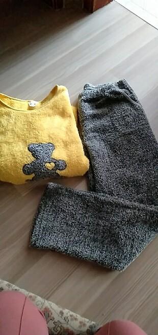 Bayan polar pijama takımı