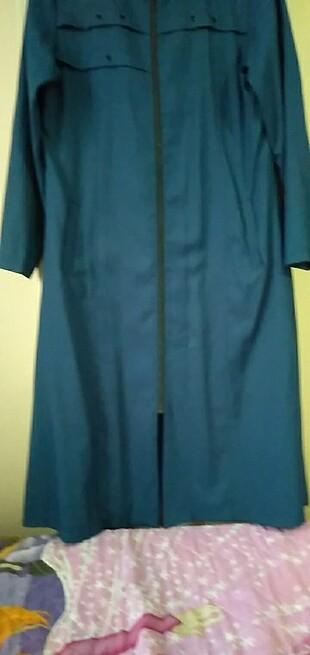 44 Beden mavi Renk Bayan dış giyim
