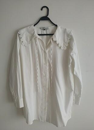 Suud Collection Suud collection beyaz gömlek