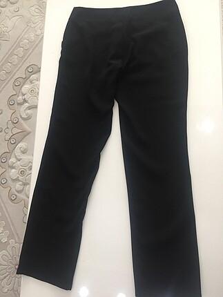 Alvina krep kumaş pantolon