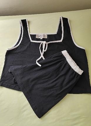 Abercrombie & Fitch ikili pijama takım