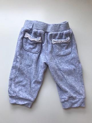 3-6 ay kadife pantolon