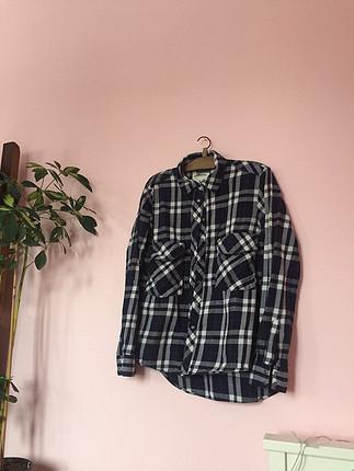 Zara kareli ekose desenli gömlek