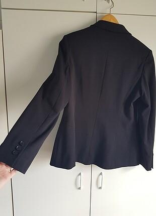 Siyah blazer ceket çok şık