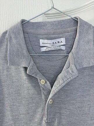 17-18 years Beden Orjinal ZARA polo tişört S beden