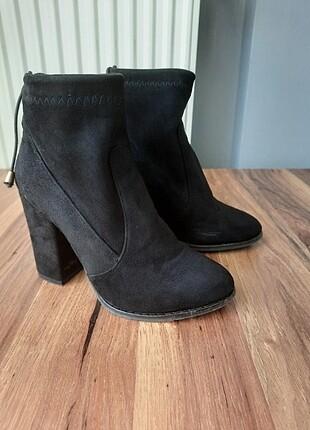 Özel yapım 35 numara topuklu ayakkabı