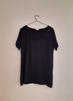 Vekem kadın siyah bluz