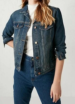 Lcw kadın kot ceket