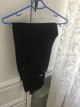 Kot siyah pantolon bayan