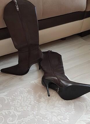 Sivri burun çizme