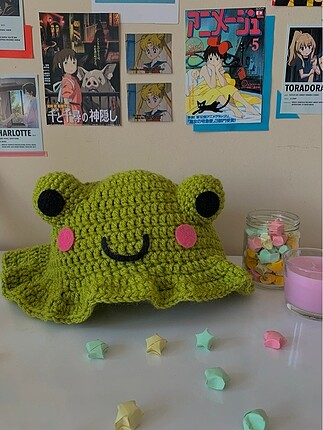 Froggy Şapka