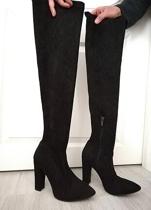 37 Beden Uzun çorap çizme