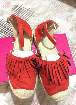 Twist sandalet