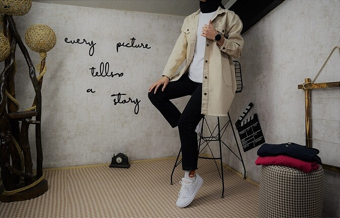 Keten ceket en favorinizi olcak S M L XL