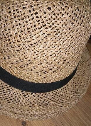Beden kahverengi Renk H&M hasır şapka