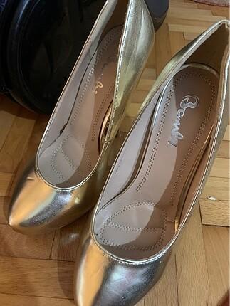 Bambi Topuklu ayakkabı