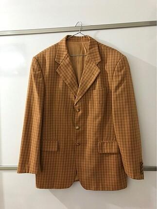 Vintage erkek ceketi
