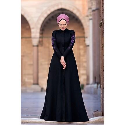 Muslima Wear elbise 38 beden