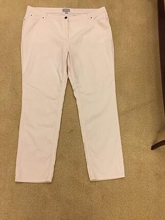 Marks&Spencer kadife pantalon 20 beden sıfır ürün