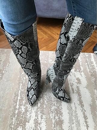 37 Beden Yılan derisi çizme