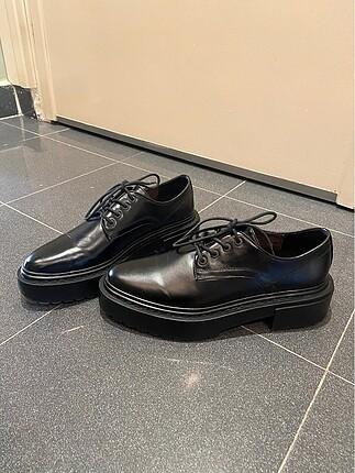 Zara oxford ayakkabi