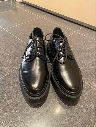 Zara Zara oxford ayakkabi