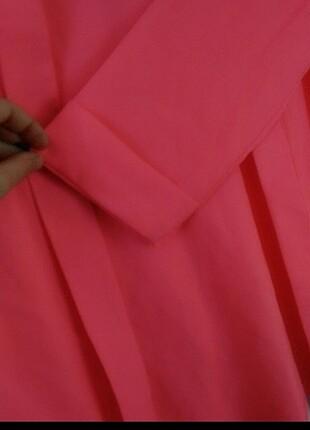 Trendyol & Milla Pembe baharlık blazer ceket