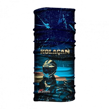 Kolaçan özel tasarım bandana