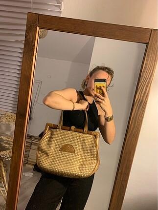 Beden Hasır çanta