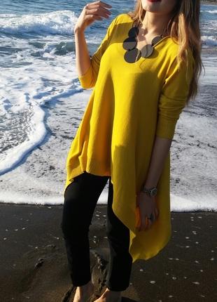 Ipekyol sarı triko