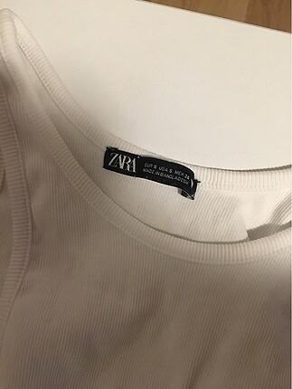Zara Zara beyaz büstiyer s beden yep yeni
