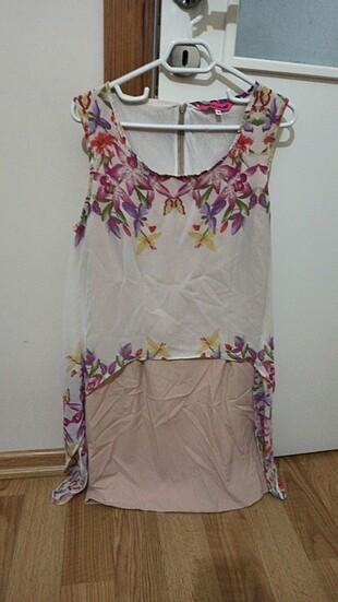 Mezuniyet elbisem