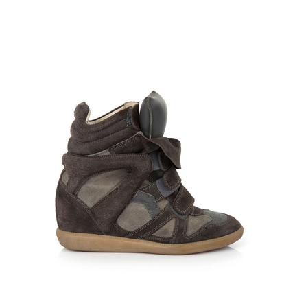 info for 189f9 b0dc1 38 Beden kahve Renk Isabel Marant sneakers kahverengi