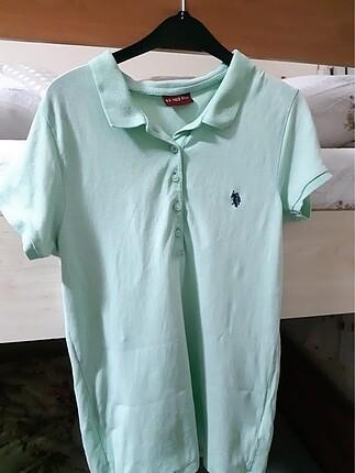 U.S Polo Assn. Bayan Polo marka tshirt