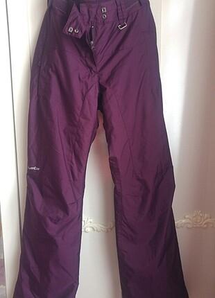 Kar-kayak pantalonu az kullanıldı yeni gibi