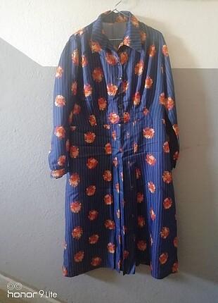 Vintage Elbise