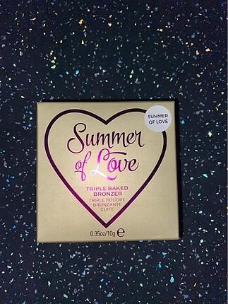I Heart Revolution Summer of Love Bronzer