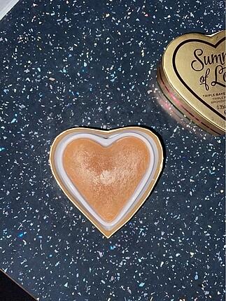 Beden I Heart Revolution Summer of Love Bronzer