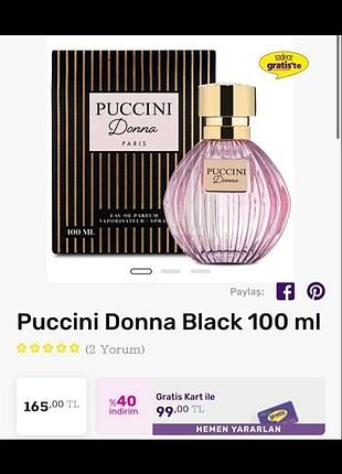 Puccini Donna Parfüm