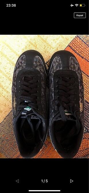 puma roma orijinal spor ayakkabı