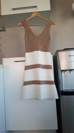 Network Kısa kol elbise