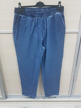 Duble paca cepli pamuk pantalon oildye