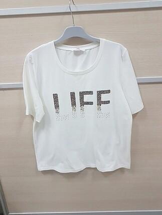 Cot ea pul nakisli tshirt