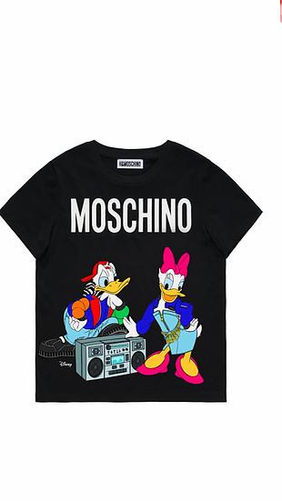 HM Moschino tshirt